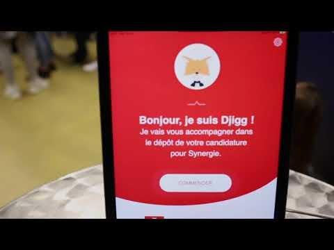 Parcours candidat au de l'emploi Synergie.aero - Salon-de-Provence
