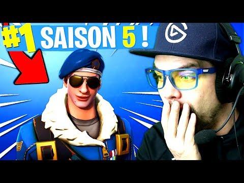 SAISON 5 sur FORTNITE: Battle Royale !! (SKIN, TEASE et THÉORIE)
