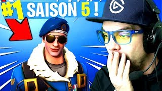 SAISON 5 on FORTNITE: Battle Royale!! (SKIN, TEASE and THEORY)