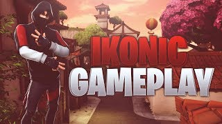 🔴 IKONIK SKIN GAMEPLAY!! // TOP CONSOLE PLAYER // 2400+ WINS // Fortnite Battle Royale