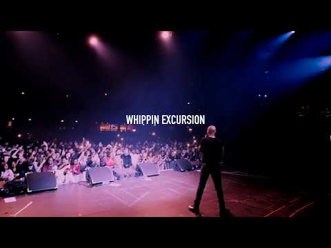 GIGGS - WHIPPIN EXCURSION (Live)