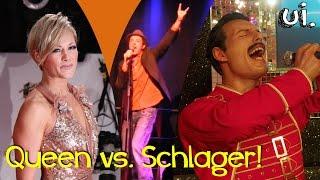 Bohemian Rhapsody vs Schlager Medley