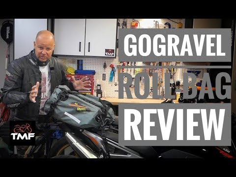 GoGravel Little Karoo Roll bag Review