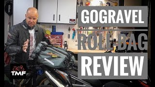 GoGravel Little Karoo Roll bag Review