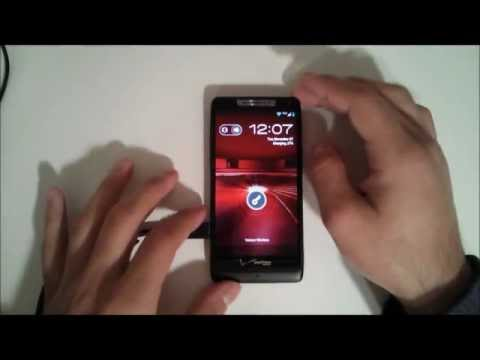 Motorola Droid Razr M Android 4.1.1 Update & Installation (Official Jelly Bean OTA)