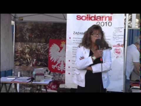 Dr Ewa Kurek: Żydzi nigdy nie pokażą Polski korzystnie - Radio Wnet, 24 02 2015