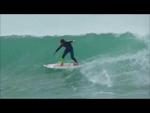 Iktichaf Travel - Surfing in Safi - World Class Wave
