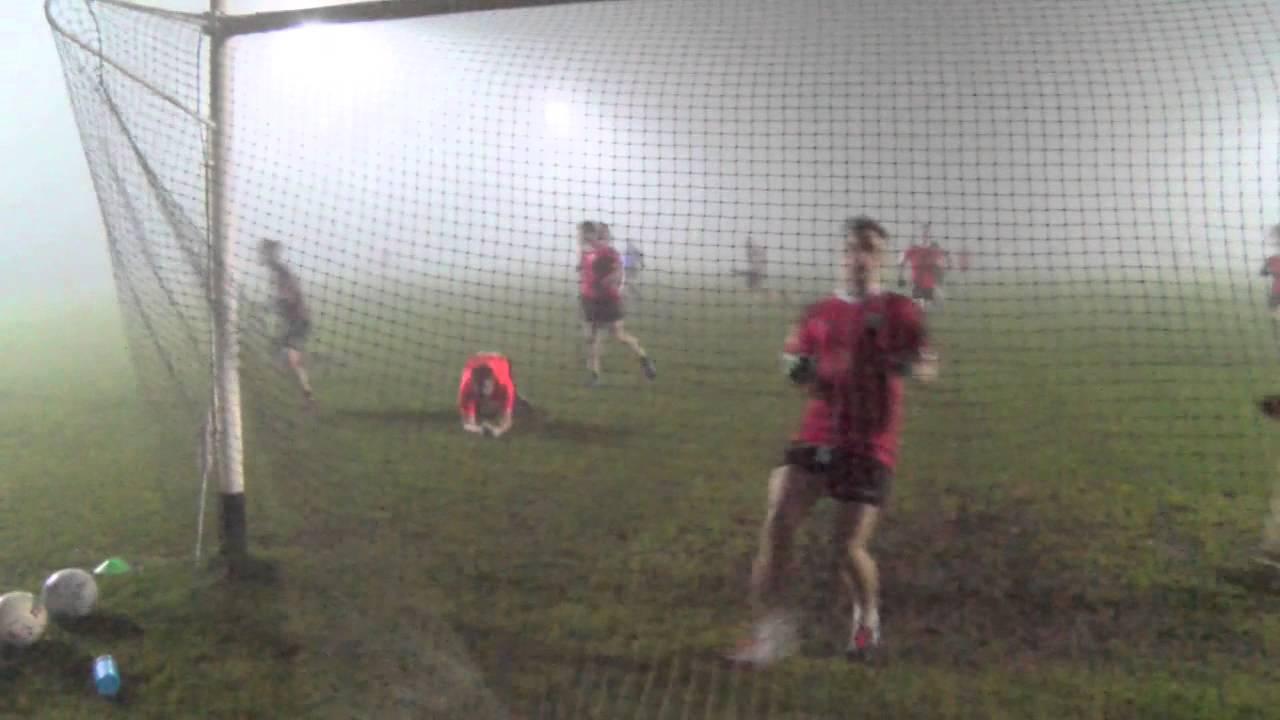 Goal for St Mary's v IT Sligo - YouTube