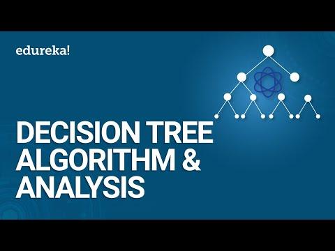 Decision Tree Algorithm & Analysis | Machine Learning Algorithm | Data Science Training | Edureka