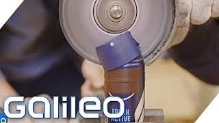 So sehen Spraydosen von innen aus | Galileo | ProSieben
