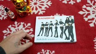 "unboxing GANGKIZ  Mini Album Vol. 1 (""MAMA"" Repackage Edition) Mp3"