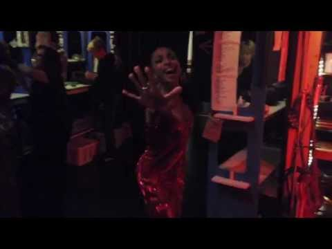 Backstage with Jarran Muse of Motown the Musical Tour