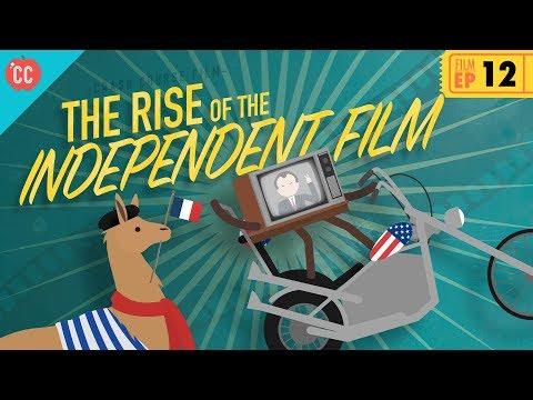 Independent Cinema: Crash Course Film History #12