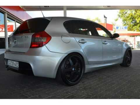 2006 bmw 1 series 130i 5 door m sport auto for sale on auto trader south africa youtube. Black Bedroom Furniture Sets. Home Design Ideas