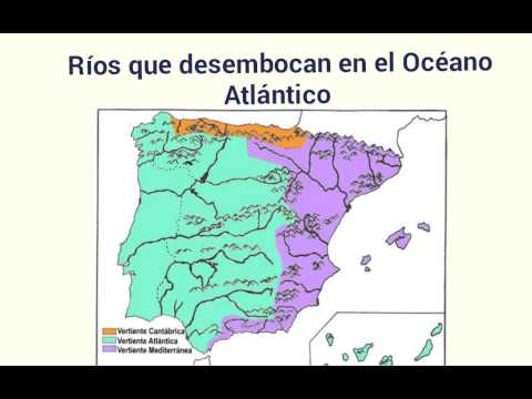 LOS RÍOS DE ESPAÑA 3 ° EP