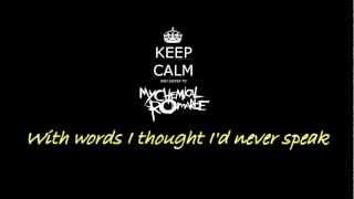 Скачать My Chemical Romance Famous Last Words Lyrics HD
