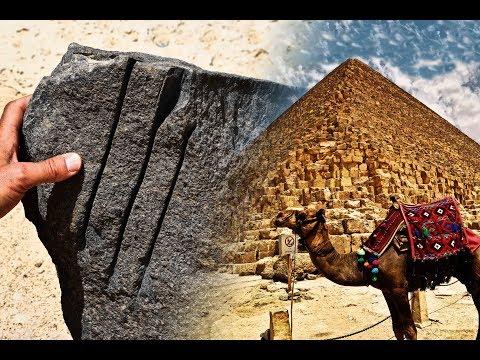 ¡Hochtechnologie In Den Pyramiden Ägyptens Entdeckt!