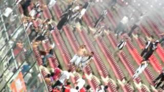 1/2 Disturbios de la burra brava en el Coloso de Cabudare. Deportivo Lara 4 0 Zamora