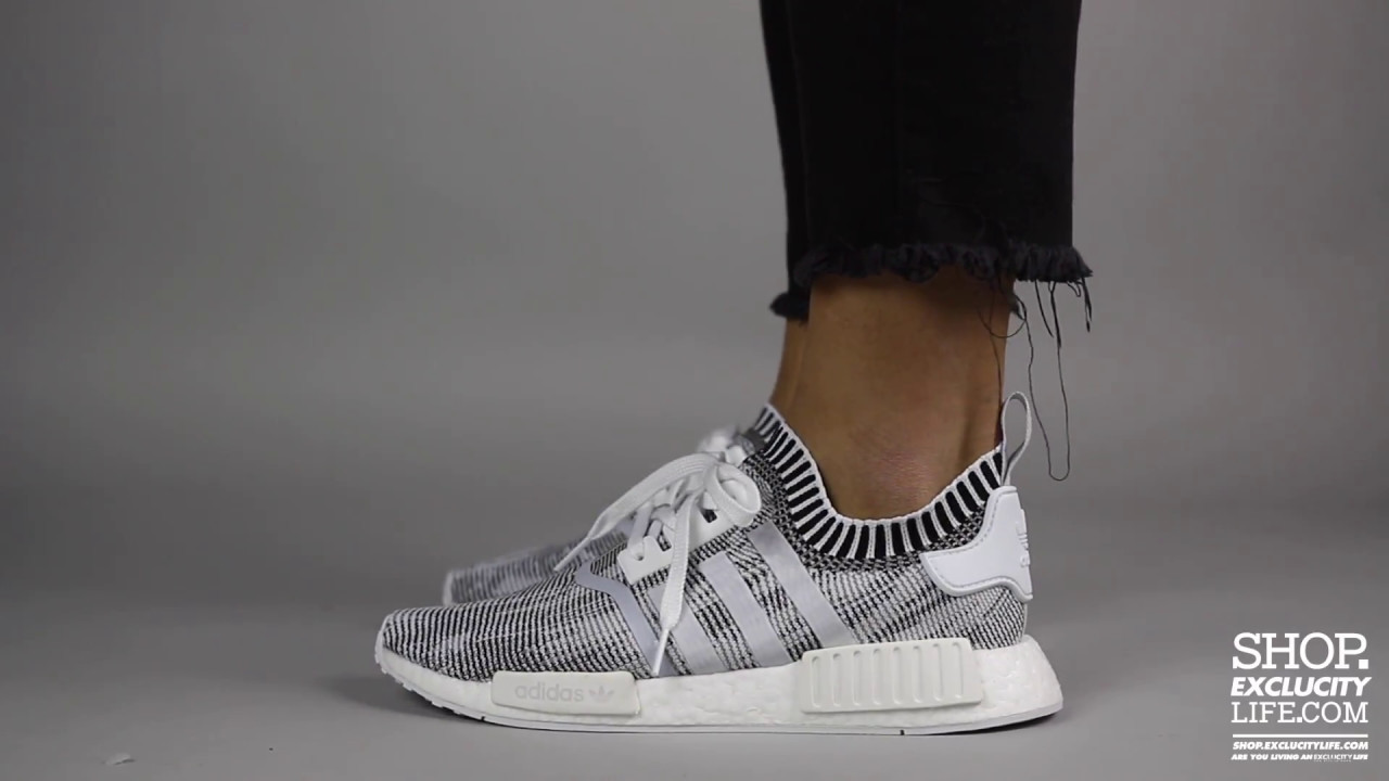 8e1fea4ead5fc Adidas Wraps the NMD R1 Primeknit STLT In