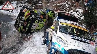 Crash and Show Rallye Monte-Carlo 2020 [Passats de canto]