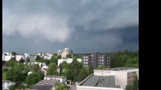 Sturm in Heidenheim  .wmv