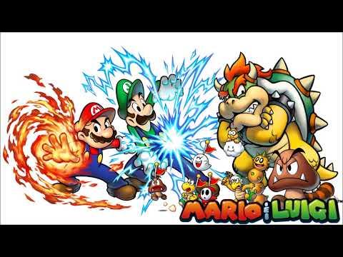 1 Hour of Mario & Luigi Battle Music