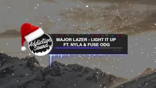 Major Lazer - Light It Up (Ft. NYLA &amp Fuse ODG) (YP Remix)