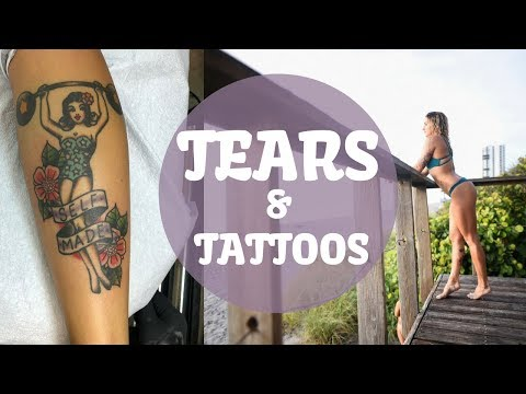 A Day In The Life: Tears & Tattoos