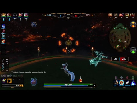 Team player (Playing smite)#2