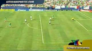 Mexico Vs Usa Final Copa Oro 2009 resumen AZTECA DEPORTES