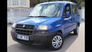 Fiat Doblo 2005 2850€ от Free Car
