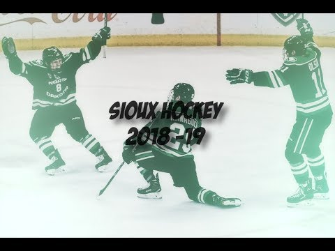 Sioux Hockey Pump Up 2018 - 19