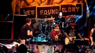 "New Found Glory ""At Least I"