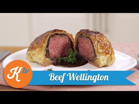 Resep Beef Wellington Febri Rachman Bachien Youtube