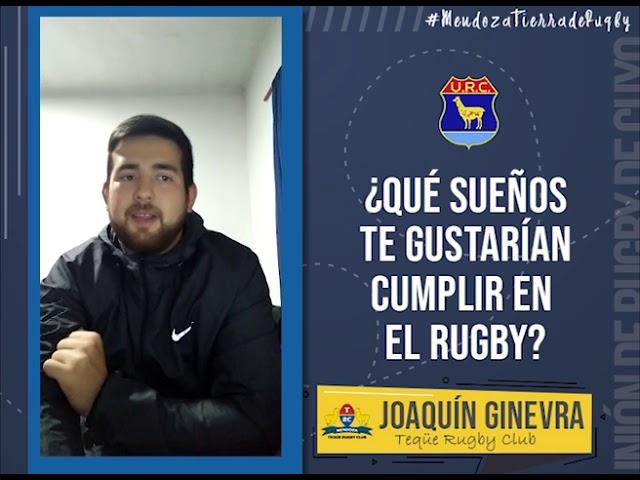 Entrevistas Joaquín Ginevra 2020