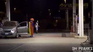 Killer Clown 3  gas station 2