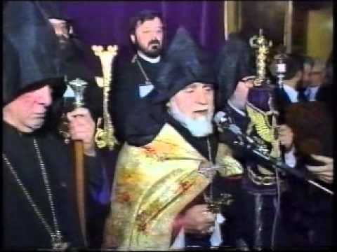 Election Of His Holiness Garegin I, Part 4