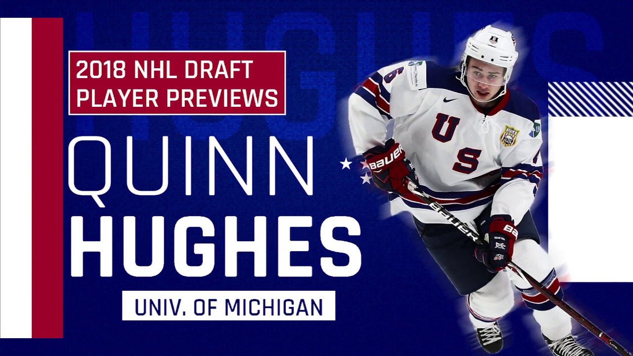 2018 EOTP Draft Profile - Quinn Hughes - YouTube 40644591f