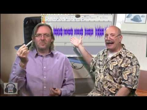 VOBS - Voice Over Body Shop -Scott Brick - Episode 119 4/16/2018