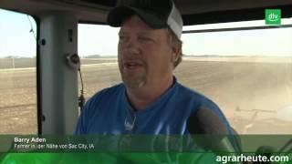 agrarheute.com unterwegs: Maisaussaat in den USA