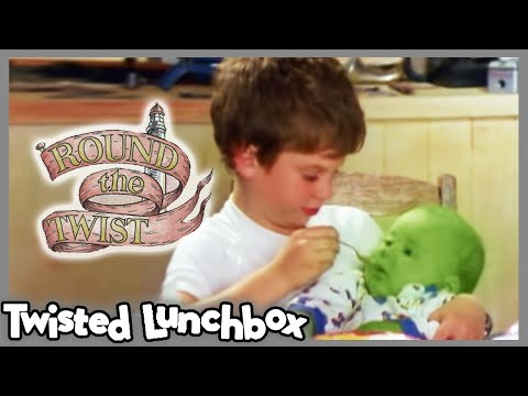 Round The Twist | S1E4 | The Cabbage Patch Fib