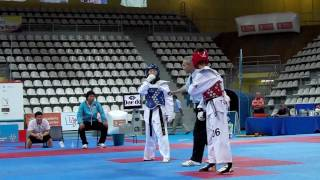World University Taekwondo Championship [Korea vs. Turkey]