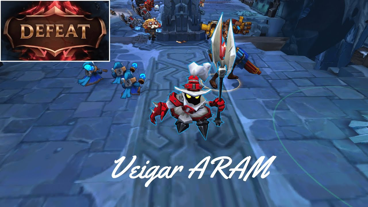 Lol Aram Veigar 03 S10 Youtube View builds, guides, stats, skill orders, runes and masteries from pros playing veigar the tiny master of evil. youtube