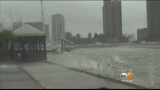 Cat. 4 Storm Blasts Into Texas Coast