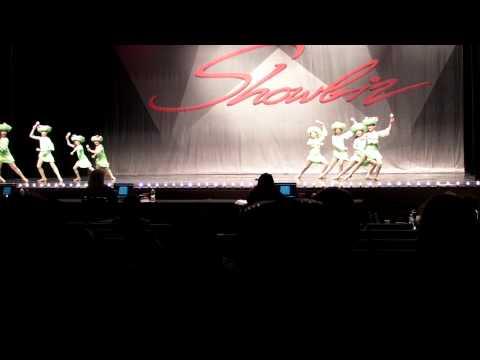 Dance Industry Broadway Mini Prep @ Showbiz Competition