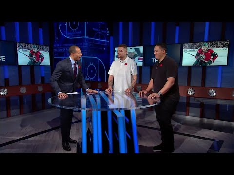 Off the Ice: Chris and Anthony Stewart