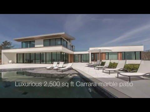 FOR SALE: Contemporary Luxury Villa in Montauk, Hamptons, New York by Verzun