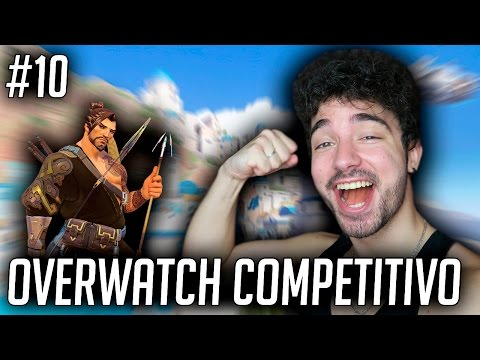 OVERWATCH #10 2 COMPETITIVOS ! C/Baby & Miss