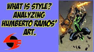 What is Style? Analyzing Humberto Ramos