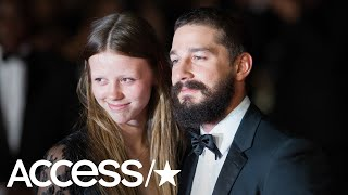 Shia LaBeouf & Mia Goth Are Getting A Divorce (Report) | Access